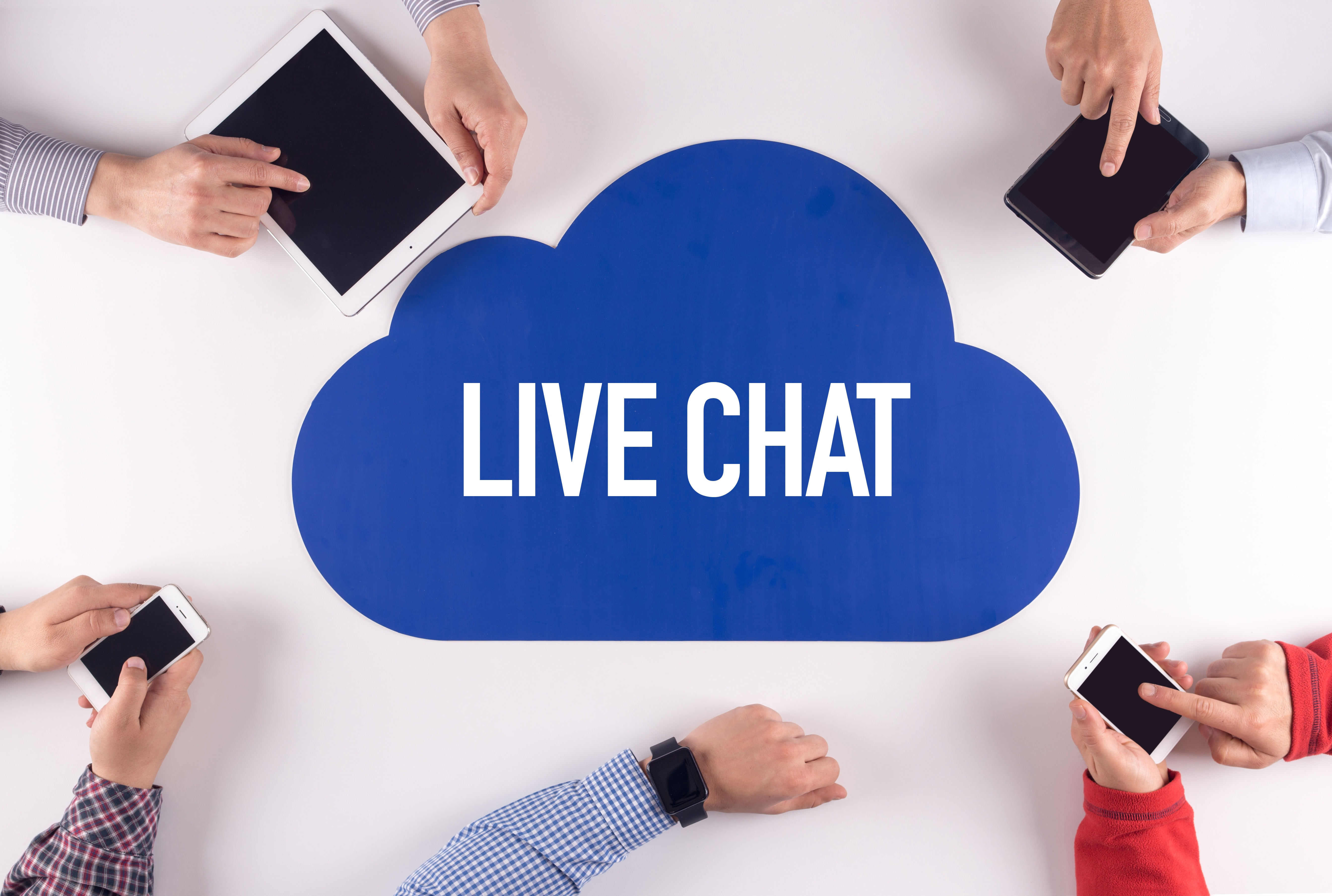 8 Essential Live Chat Customer Support Statistics