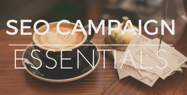 SEO Campaign Essentials