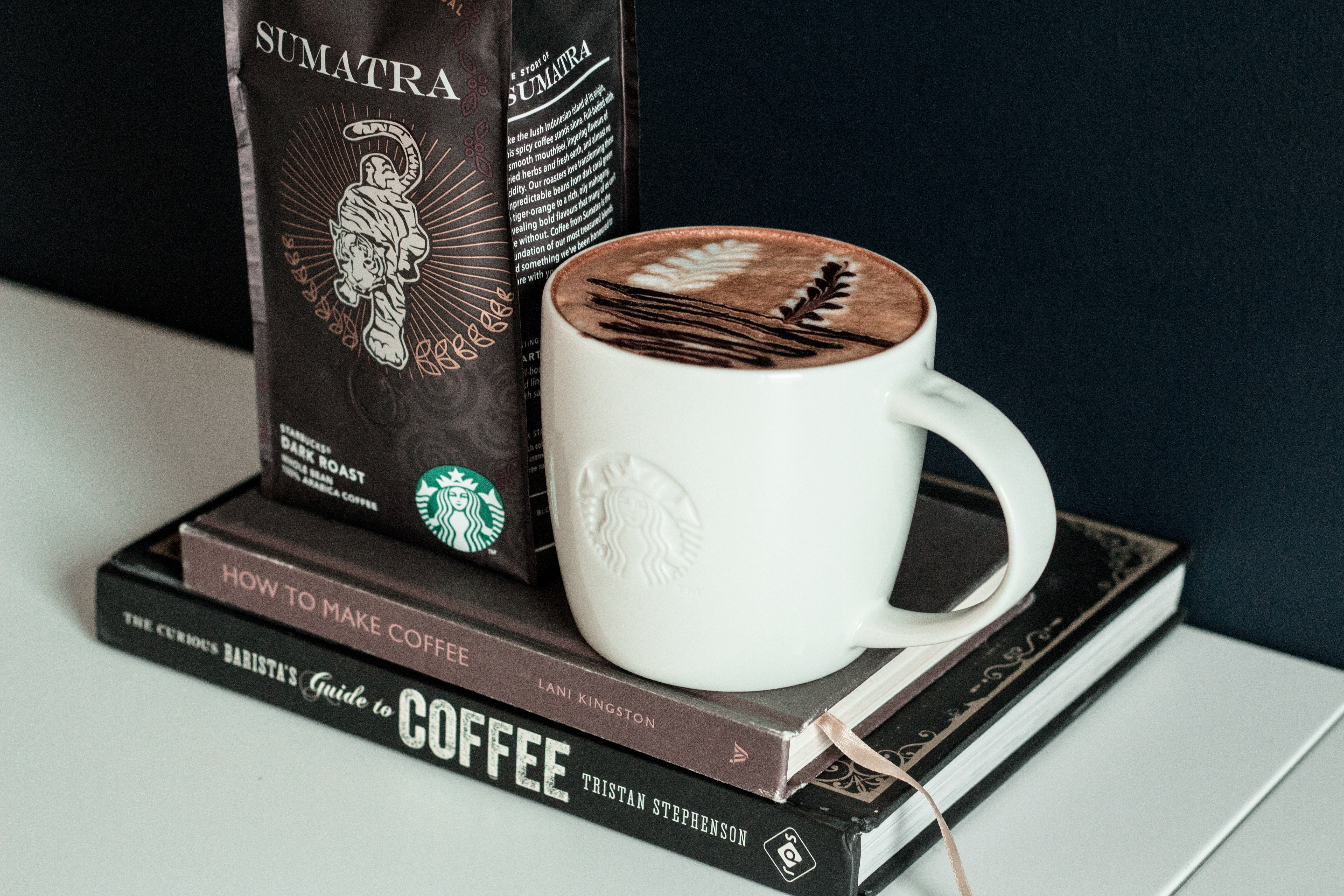 Crowdsourced brand photography from FOAP visual content creators by Starbucks.