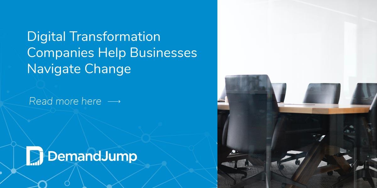 Digital Transformation Companies