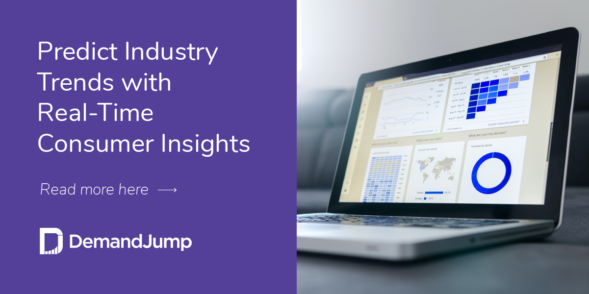 Predict Industry Trends with Real-Time Consumer Insights