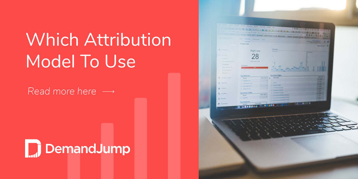 Which attribution model to use