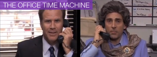 office-time-machine