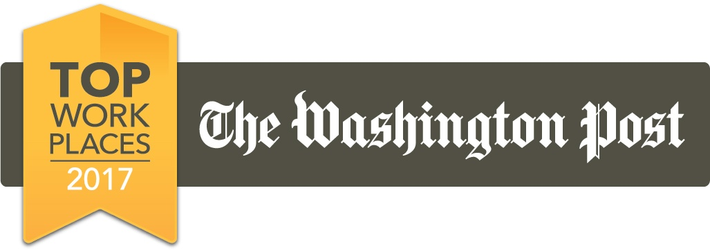 Top Workplaces 2017 - The Washington Post