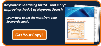 improving keyword search