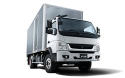 FUSO Camión Fuso FA, 7 Ton, 17 pies