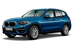 BMW X3 SDRIVE20I
