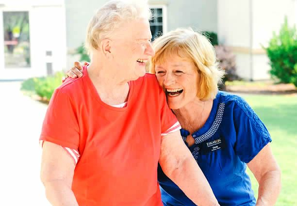 Assisted Living | Limited Mobility | Eskaton