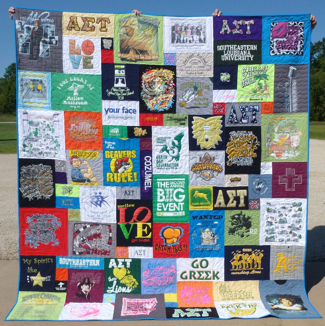 Questions About T Shirt Quilts