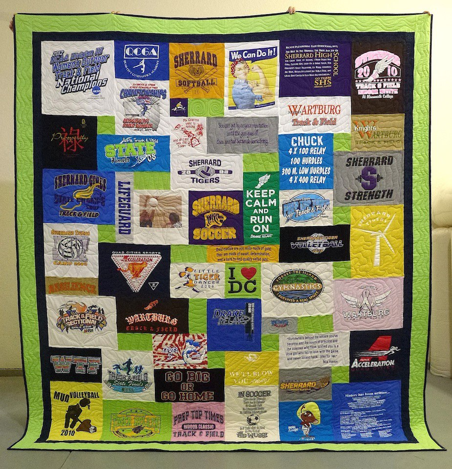 Local T-shirt Quilt Makers : t shirt quilt maker - Adamdwight.com