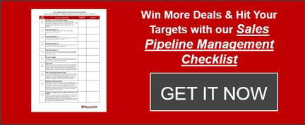 B2B Sales Pipeline Management Checklist
