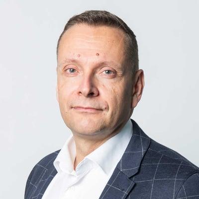 Klaus Forss aloittaa turvallisuusteknologian projektiliiketoiminnan Etelä-Suomen aluepäällikkönä 1. maaliskuuta.
