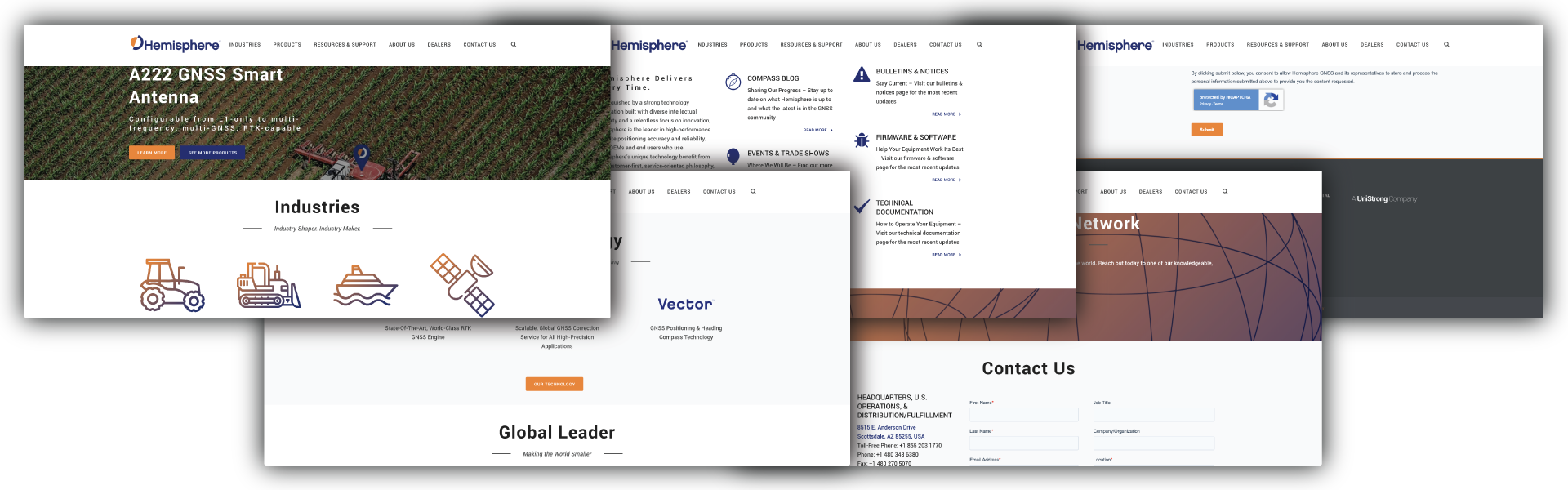 Announcing the Launch of Our All-New Corporate Website