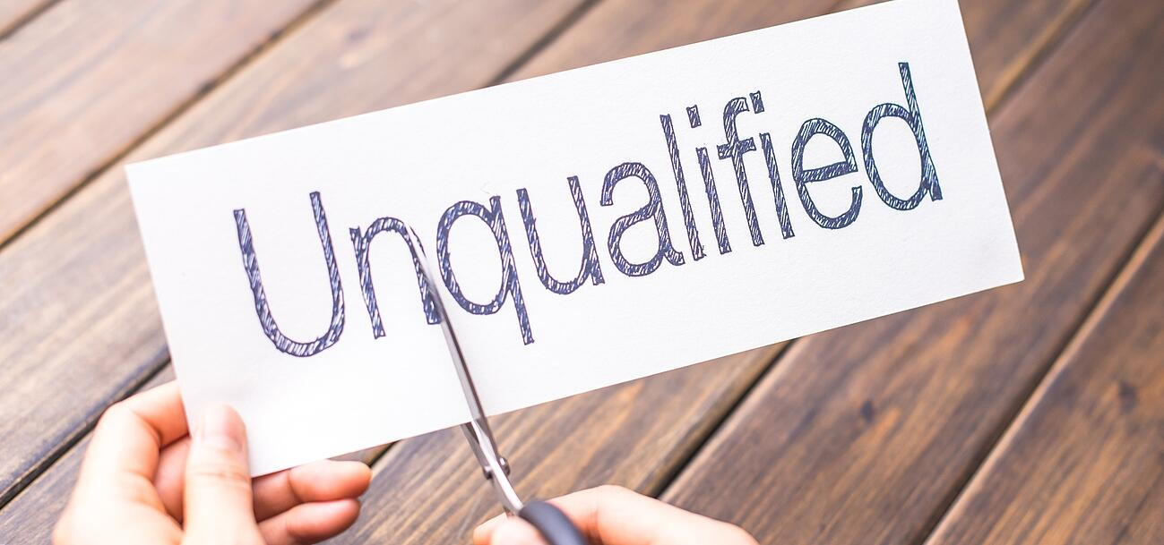 Weeding Out Your Website's Unqualified Leads
