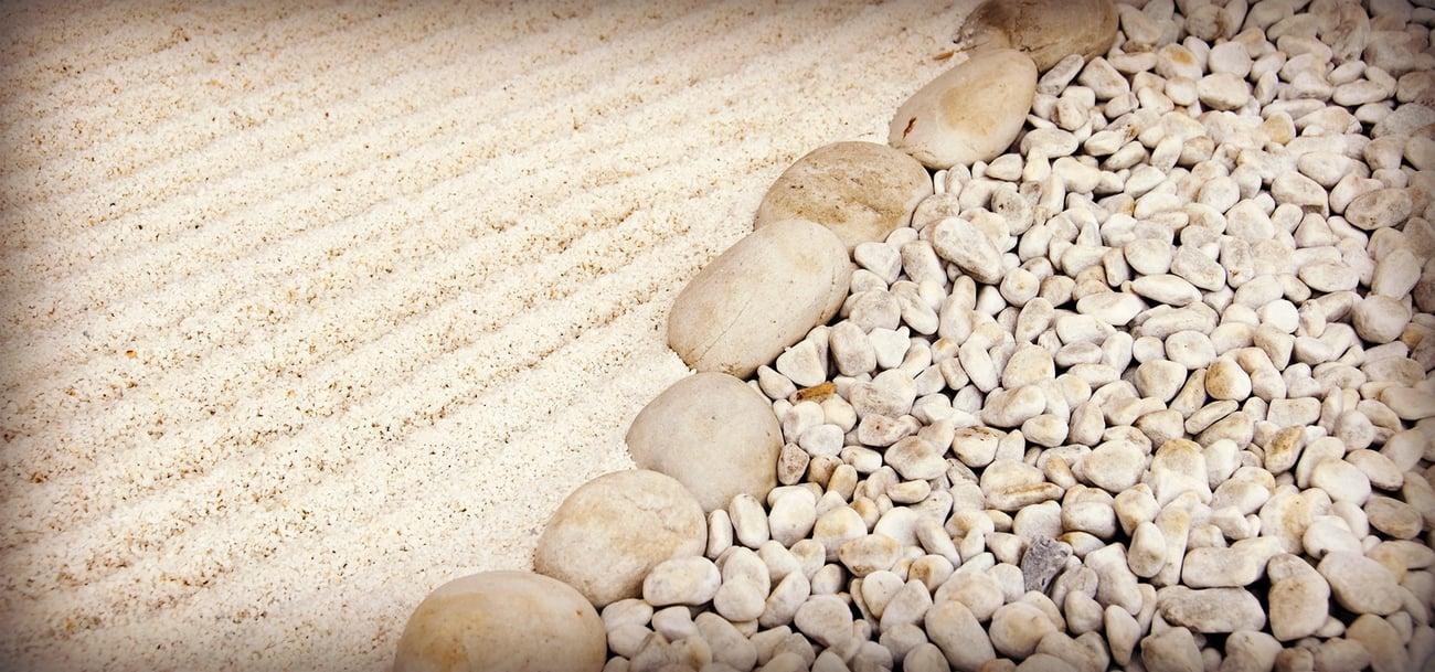 Rocks, Pebbles, and Sand