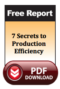 7 secrets to production efficiency