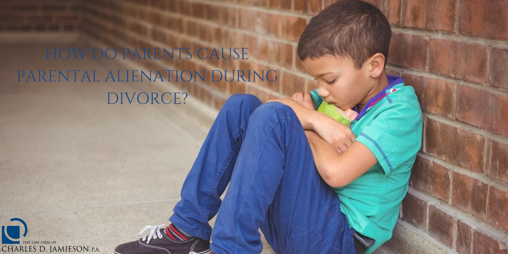 parental alienation during divorce