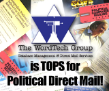 political direct mail services 1