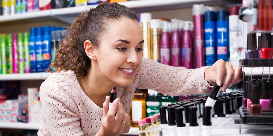 Cosmetic Labels Designed for Beauty