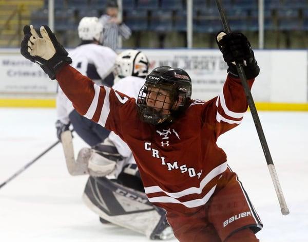 Andrew Low hockey