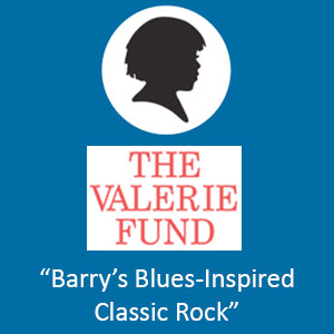 Spotify Cover Barrys Blues-Inspired Classic Rock