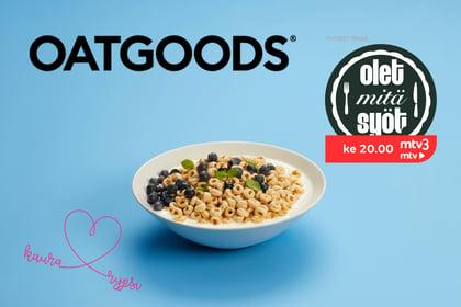 Olet mitä syöt Oatgoods.fi kuva