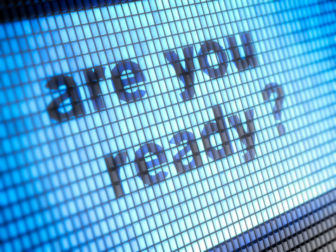 So you're being audieted by the DOL. Are you ready?