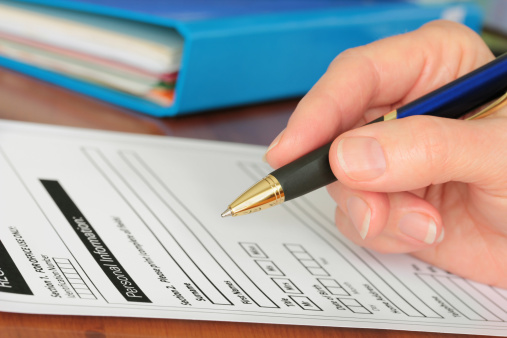 Exchange Notice forms