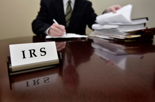 IRS Reporting Requirements