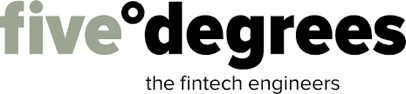 five degrees logo