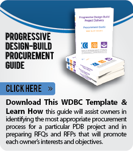 Download the Progressive Design-Build Procurement Guide