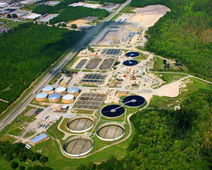Project Spotlight: Augusta, Georgia Wastewater Treatment Plant