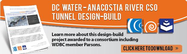 Parsons Anacostia River Design-Build Case Study