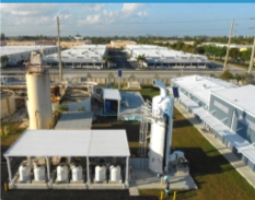 Dania Beach Nanofiltration Water Treatment Plant