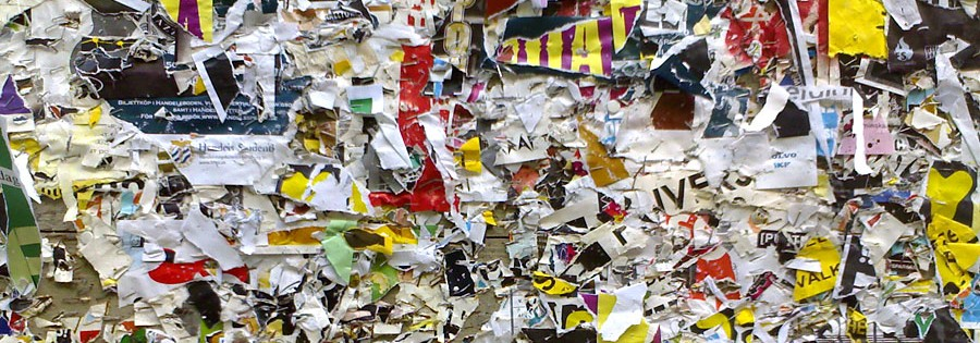 6 simple things that we do to solve your organization's information clutter