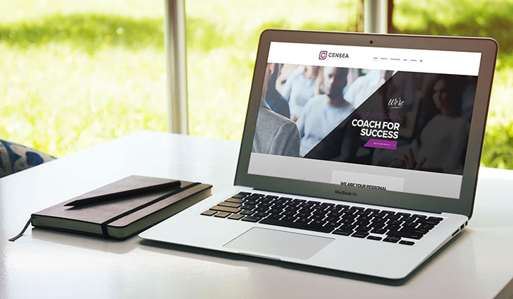 Website Design for Censea Accounting & Business Solutions
