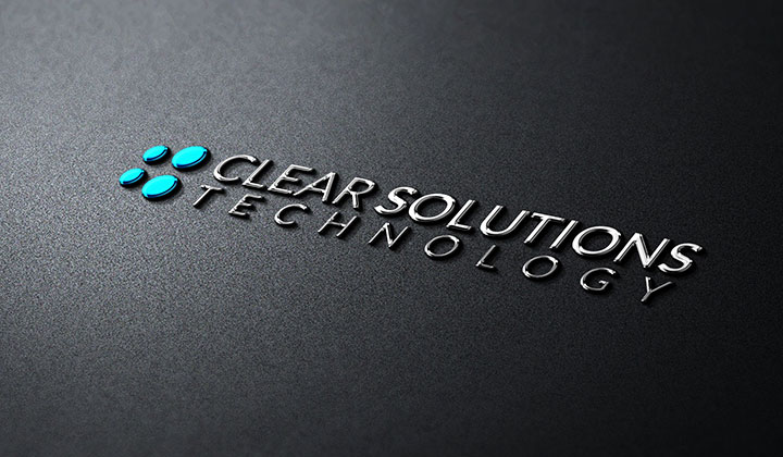 Brand Development for Clear Solutions Technology