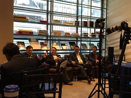 The Fintech Roundtable Panel; financial technology