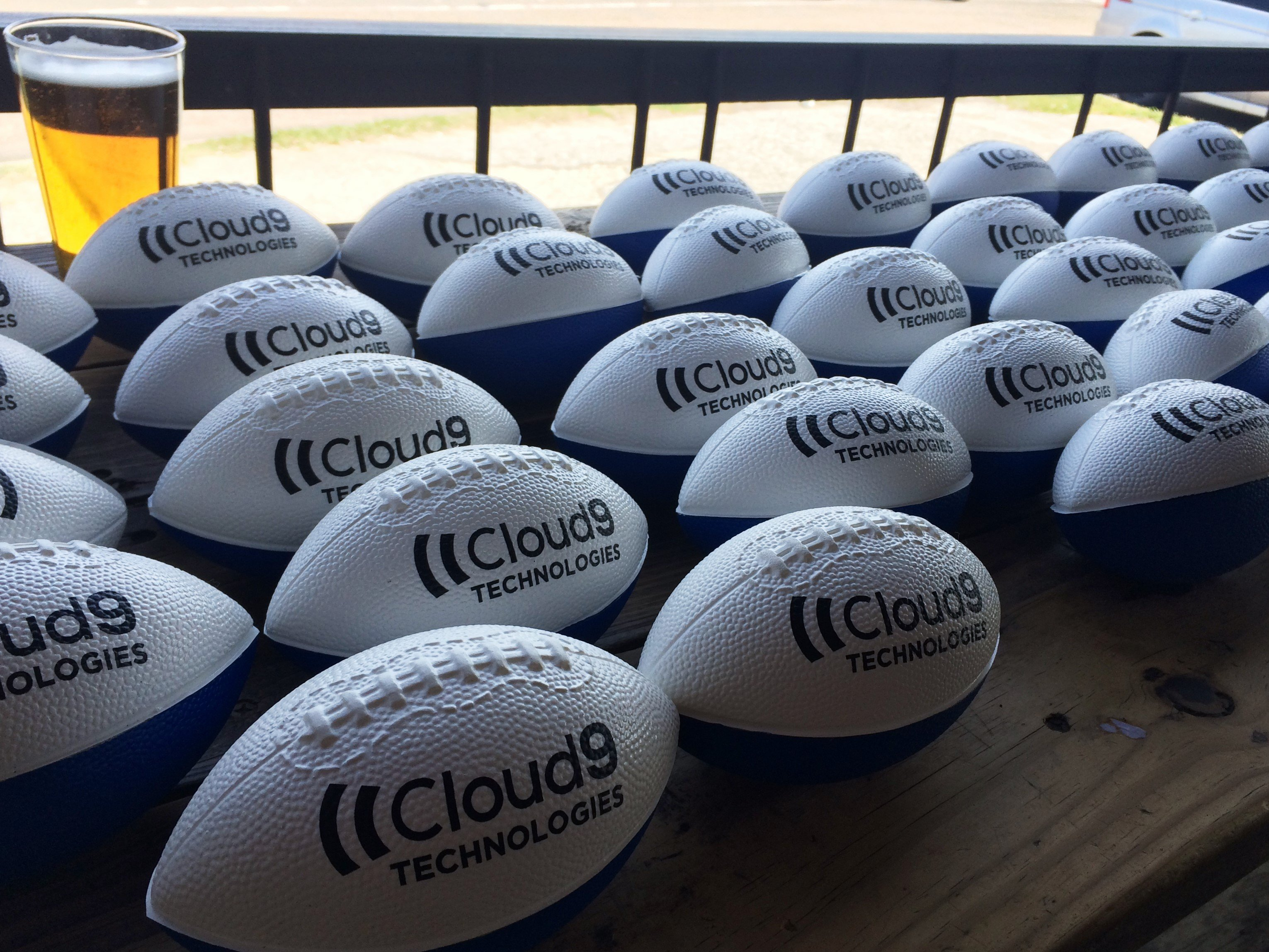 Cloud9 Footballs
