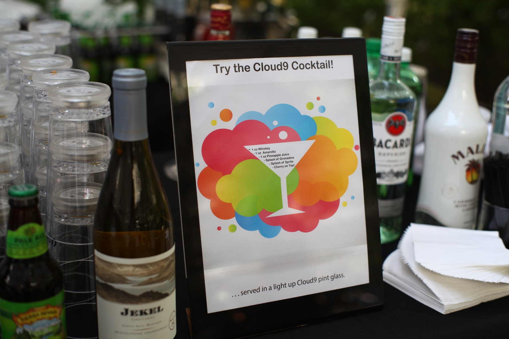 Bryant Park Grill Created Our Own Cloud9 Cocktail