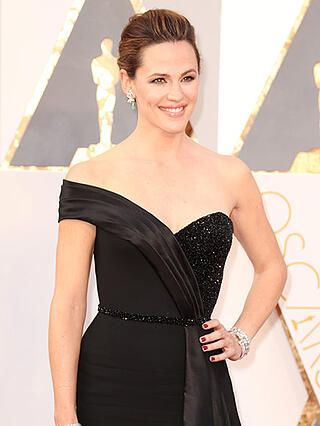 Jennifer Garner Oscars Hair and Makeup