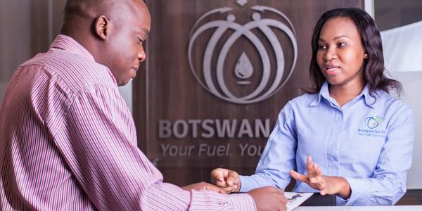 Botswana Oil Wins Award