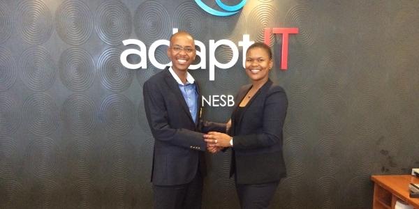 Adapt IT nurtures start-up
