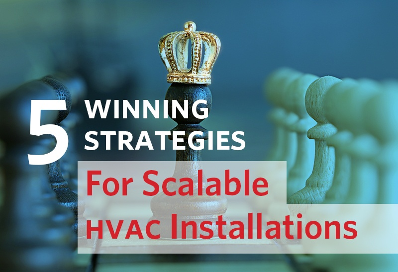 Dictrict energy hvac intallation scalability