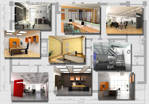 7 office environmental factors that hinder or help for Office design help
