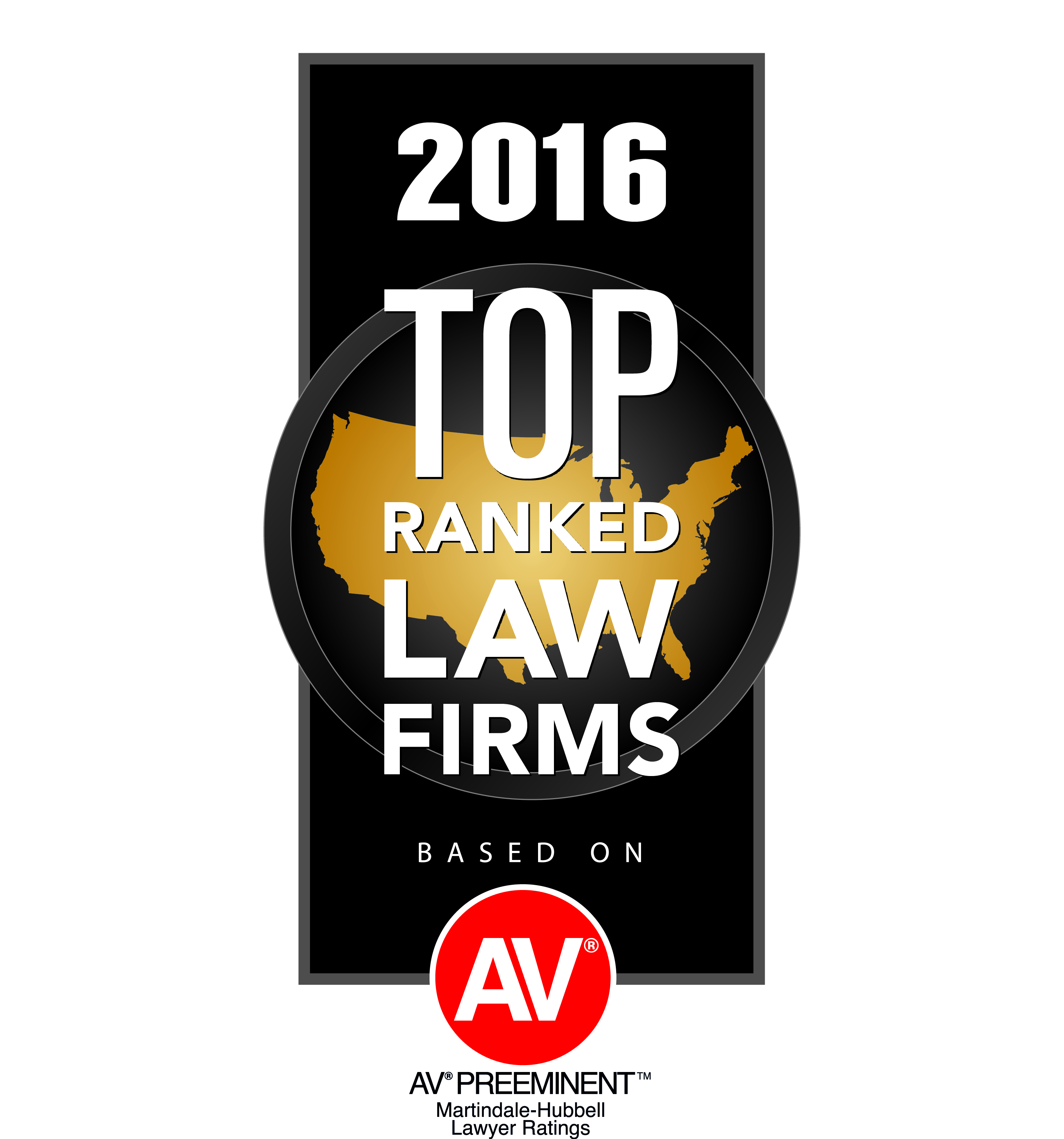 Fortune Top Ranked Law Firm Logo
