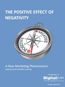 Positive effect of Negativity