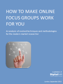 How to make Online Focus Groups work for you