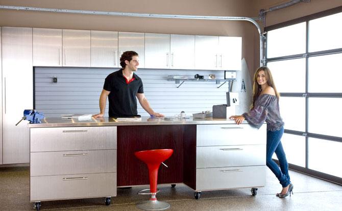 Garage Idea Center Garage Remodeling Storage Garage Envy