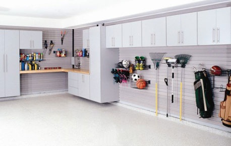 Six Top Garage Renovation Ideas - Garage renovation pictures
